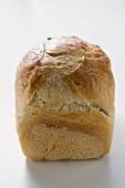 White tin loaf