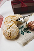 Italian almond biscuits (Christmas)
