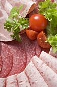 Cold cuts (close-up)