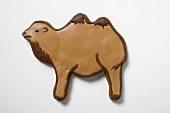 Christmas biscuit (camel)