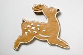 Christmas biscuit (reindeer)