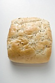Poppy seed roll for kebab