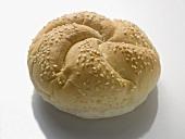 A sesame roll
