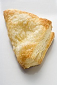A puff pastry turnover