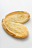 Palmier (sweet puff pastry)