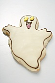 Ghost biscuit for Halloween