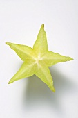 Slice of carambola