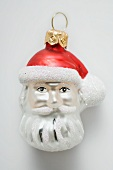 Christmas tree ornament (Father Christmas)