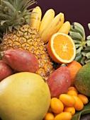 Exotisches Früchtestilleben (Ausschnitt)