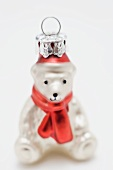 Christmas tree ornament (bear)