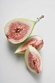 Fresh fig (half and quarters)