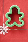 Cutter for gingerbread man