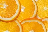 Orange slices (full-frame)