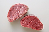 Two beef medallions