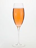 Champagne cocktail (Kir Royal)