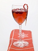 Cranberry drink (Christmas)