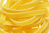 Mie noodles, full-frame