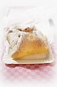 Quark turnover with icing sugar