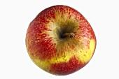 Ein roter Apfel