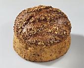 Round multigrain bread