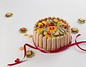 Strawberry tiramisu cake for Mother's Day
