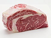 A side of beef for steaks