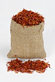 Safflower petals (Carthami Flos)