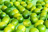 Limes, close-up