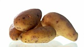 Several potatoes