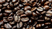 Coffee beans (macro zoom)