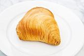 Sfogliatella napoletana (Crisp pastry, Italy)