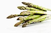 Asparagus in beaker