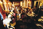 Dinner in Restaurant Le Cirque 2000 Madison Avenue 455 at New York