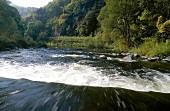 Ahr River in Germany