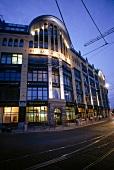 Außenansicht der Hackeschen Höfe Berlin