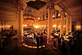Celebration in Saxon hall of Grand Hotel Pupp Carlsbad, Karlovy Vary, Czech Republic