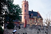 Hotel-Restaurant Burg Crass in Rheingau, Eltville, Germany