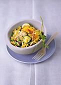 Zucchini-Koriander-Pilaw