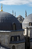 Dome of blue Mosque in Istanbul, Turkey