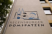 Logo of Regenburger Domspatzen, Choir group of St. Peters Cathedral