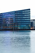 View of building in Copenhagen, Denmark