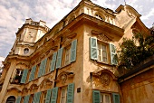 Old building in Ticino, Switzerland