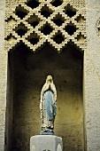 Türkei, Antakya, katholische Kirche, Marienstatue