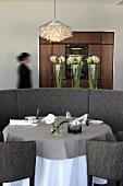 Sylt, Hotel A-Rosa, Spa Resort, Restaurant La Mer, innen