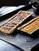 Caramel tart