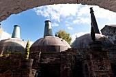 View of Locke's Distillery in Ireland