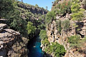 Köprülü: Köprülü-Canyon, Schlucht, Stromschnellen, Rafting