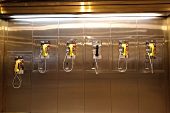 Public phones at Grand Central Terminal in New York, USA
