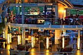 "Restaurant ""Ikarus"" im Hangar-7"