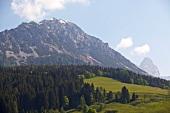 Salzburg, Berge bei Filzmoos, X